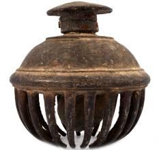 Vintage Elephant Bell
