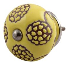 Ceramic Etched knobs