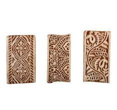 Border Wooden Printing Blocks