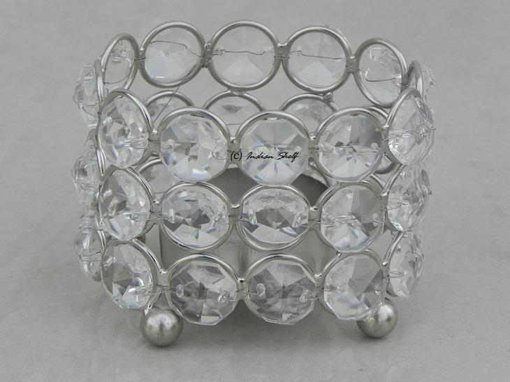 Glass Bead Votive 5