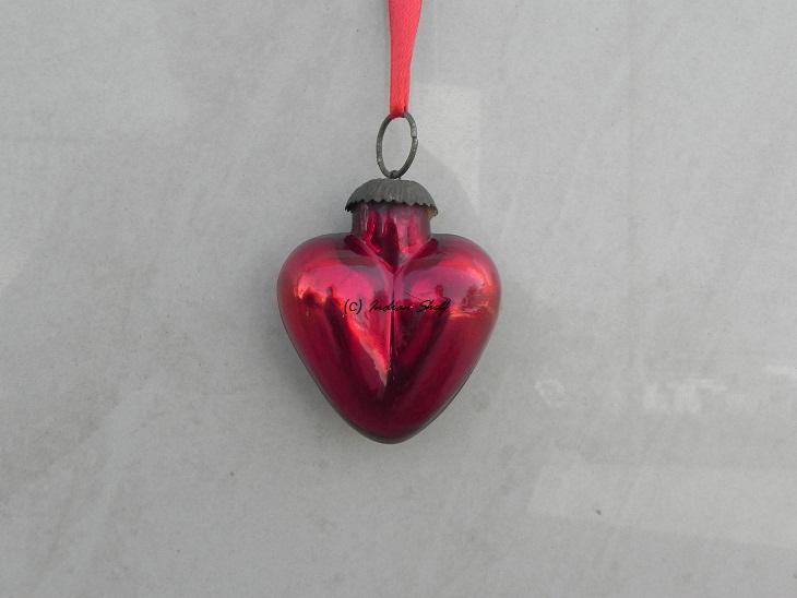 Medium Heart XMas