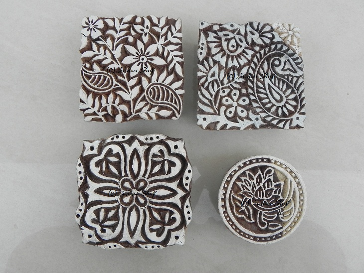 Mixed Printing Block