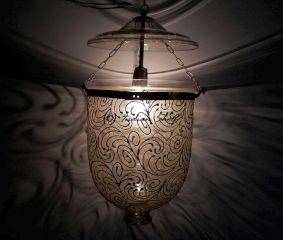 Golden Work Lamp