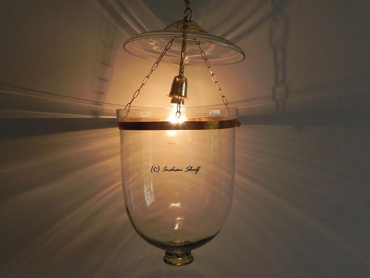 Clear U Ceiling Lamp