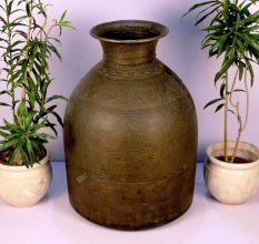 Bronze planter-34.25 x 29 inches