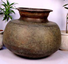Copper Planter-22.5 X 27.5 Inches