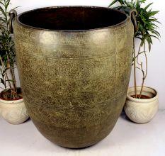 Bronze Planter-40 X 34 Inches