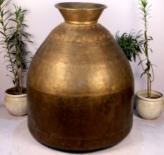 Bronze Planter-46.5 X 45.5 Inches