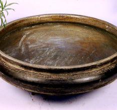 Bronze Urli-43 Inches