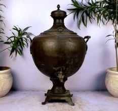 Bronze Planter-33.5 X 21 Inches
