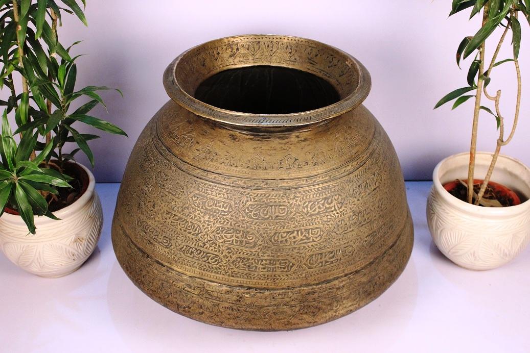 Bronze Planter-23.5 X 32 Inches