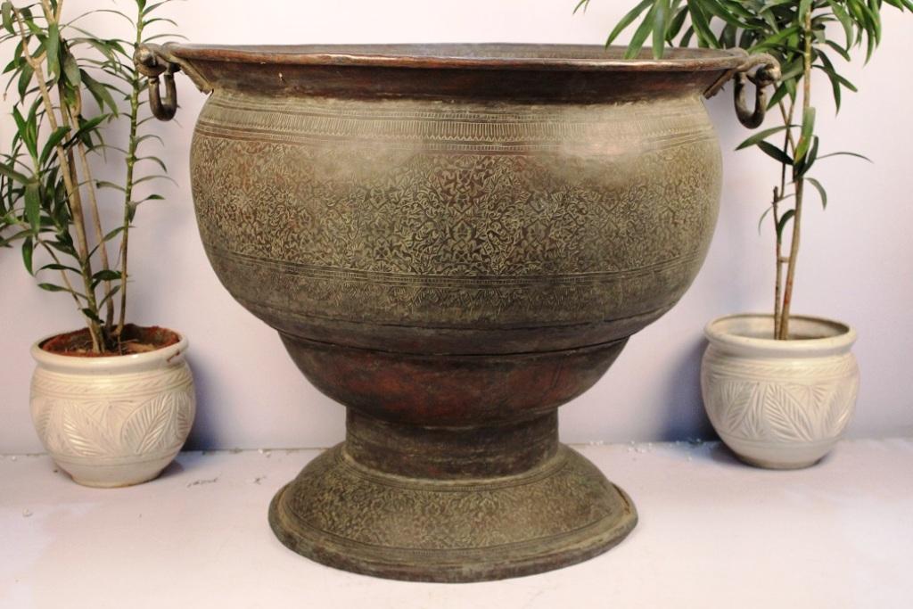 Copper Planter-30 x 38.5 inches