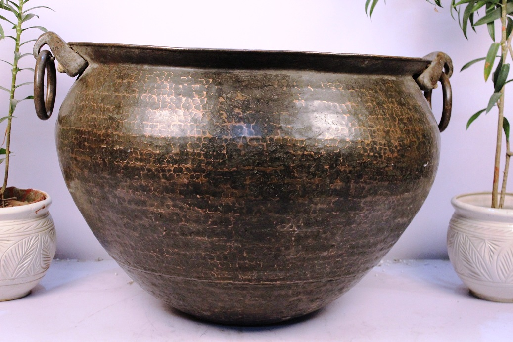 Copper Planter-27.5 X 41.5 Inches