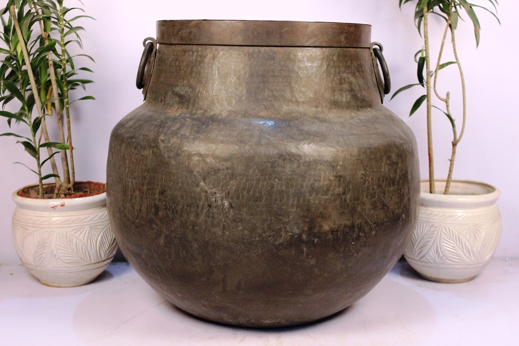 Bronze Planter-28 X 29 Inches