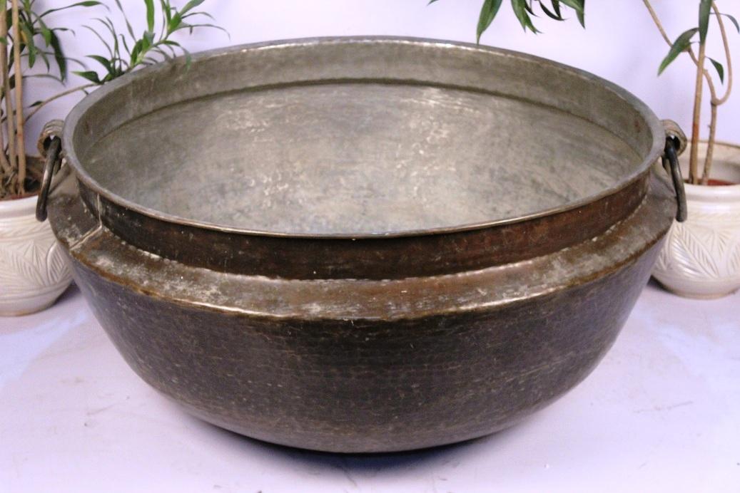 Copper Planter-27 X 34.5 Inches