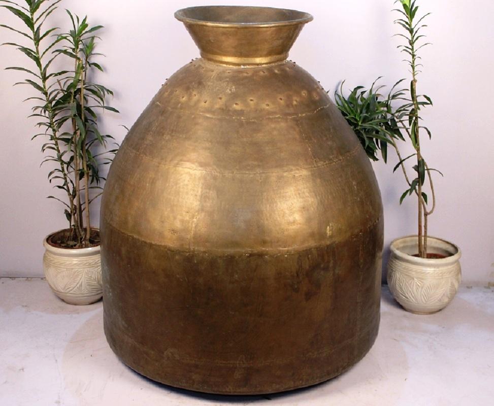 Bronze Planter-46.5 X 45.5 Inches