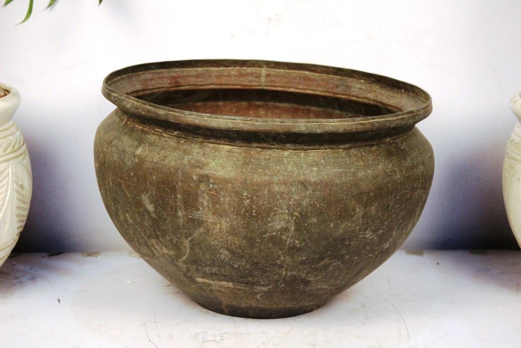 Bronze Planter-10 X 16 Inches