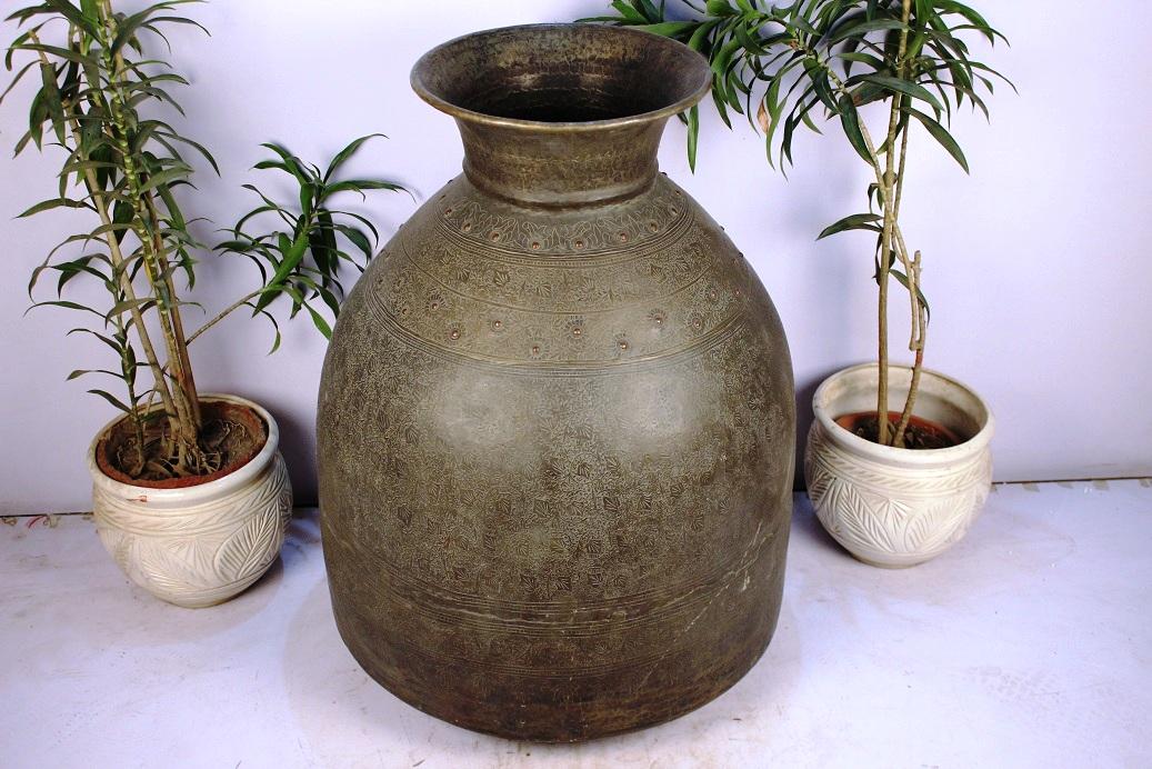 Bronze Planter-35.5 X 27 Inches