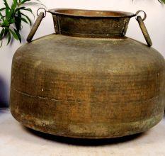 Bronze Planter-22.5 X 27.5 Inches