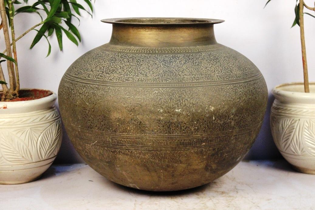 Bronze Planter-19 X 26 Inches
