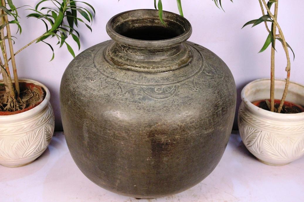 Bronze Planter-23.5 X 23 Inches