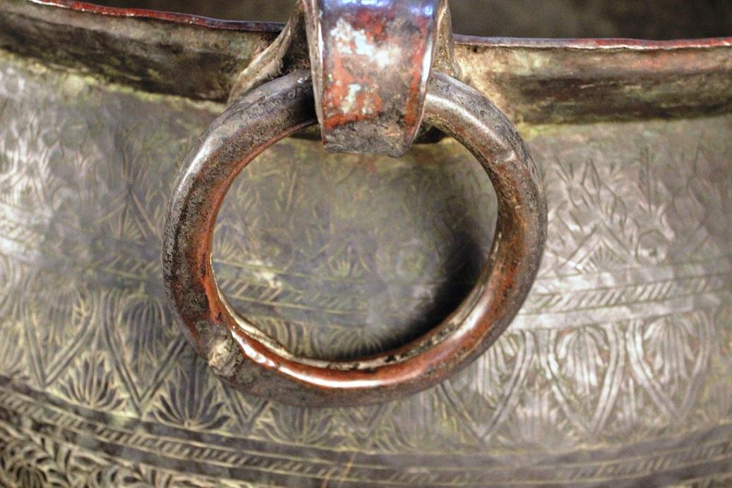 Copper Planter-28 X 34 Inches