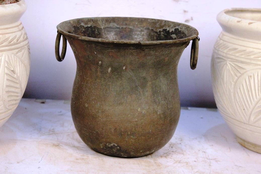 Bronze Planter-8.5 X 11 Inches