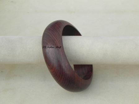 Wooden Bangle-77