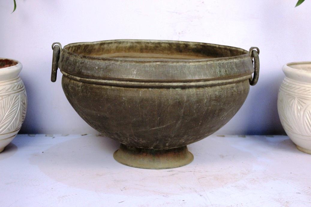 Bronze Planter-12.5 X 23 Inches