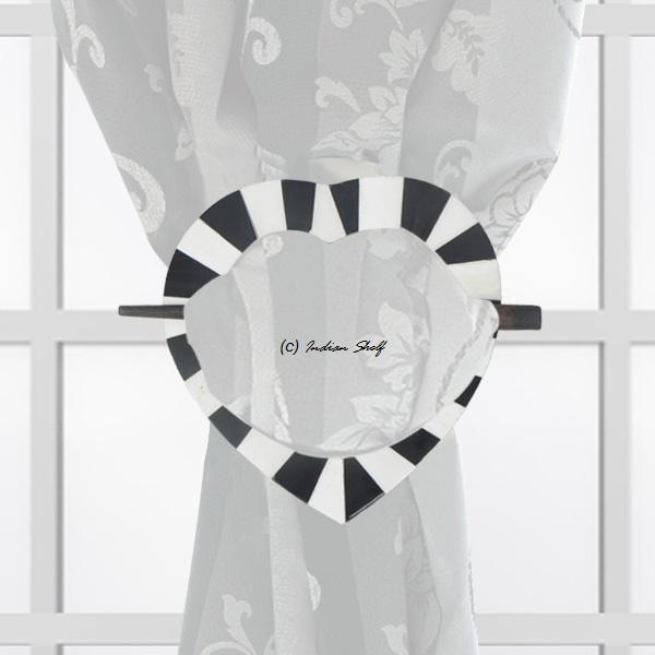 Bone Curtains Holder 04