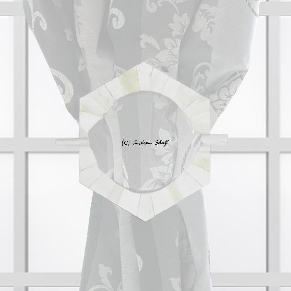 Bone Curtains Holder 06