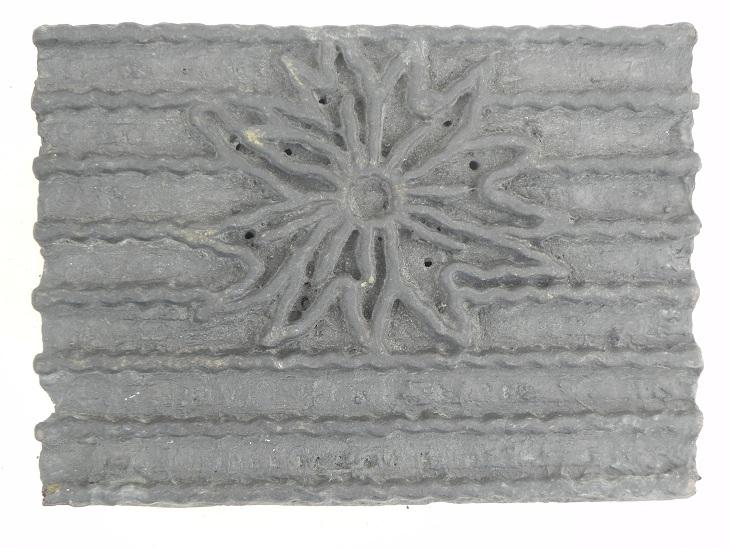 Old Printing Block-266