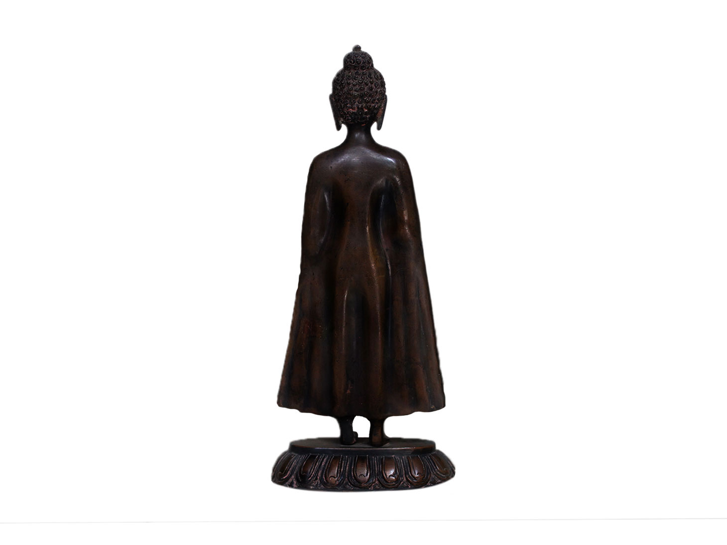 Brass Buddha (Ht-13 Inches)