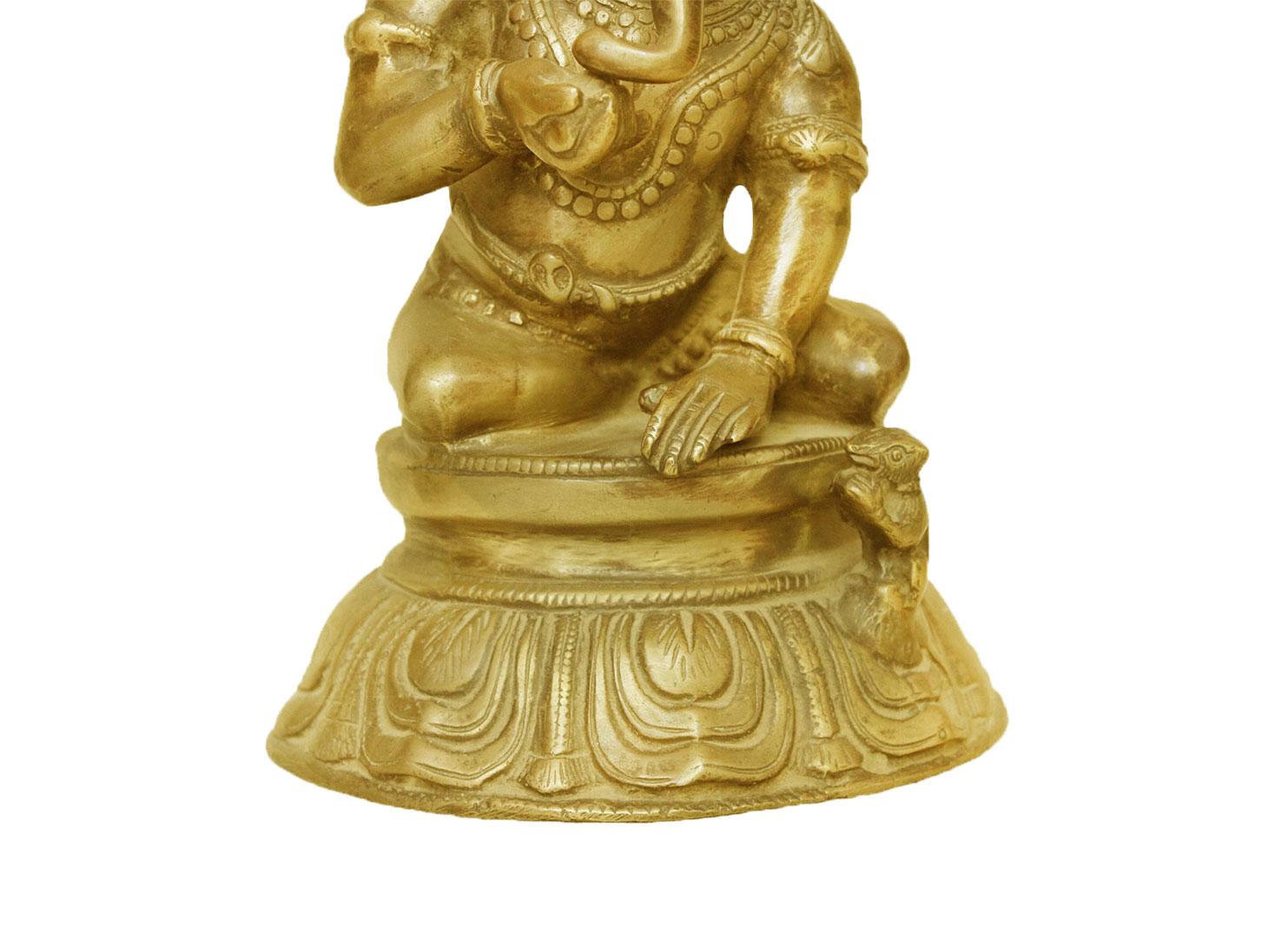 Bal Ganesha (Ht- 10.6 Inches)