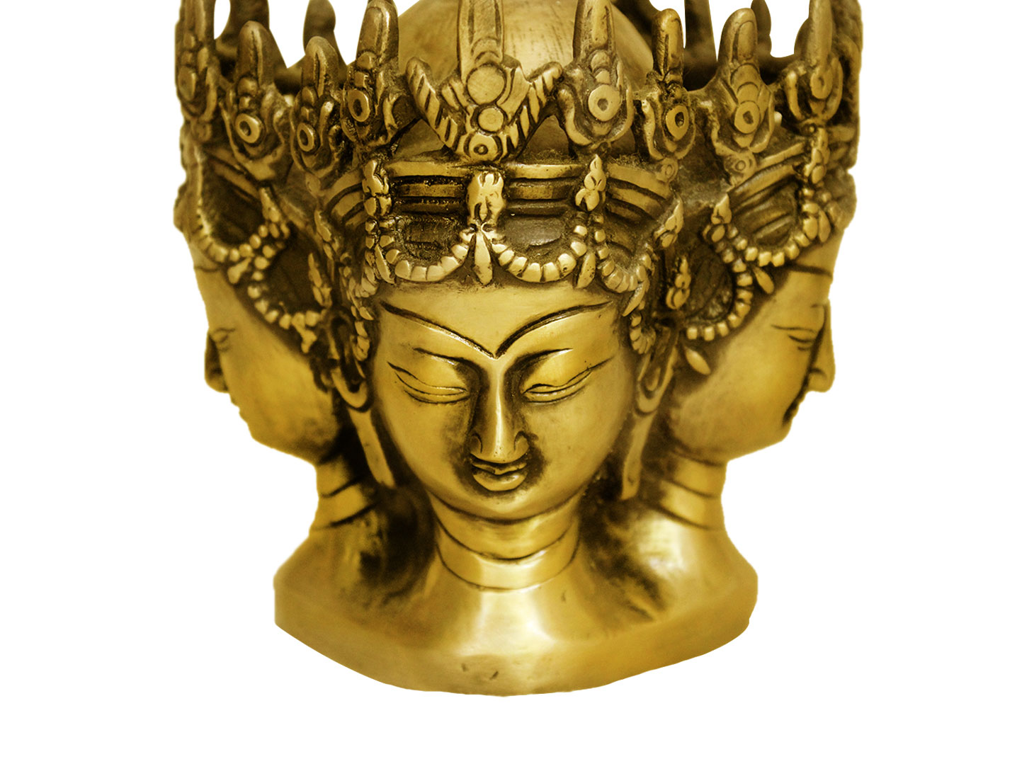 Buddha Head (Ht- 7.3 Inches)