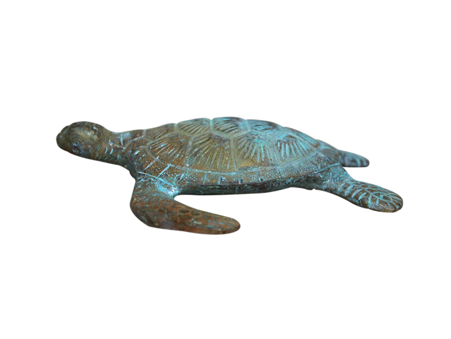 Brass Turtle Ht-0.8 Inches