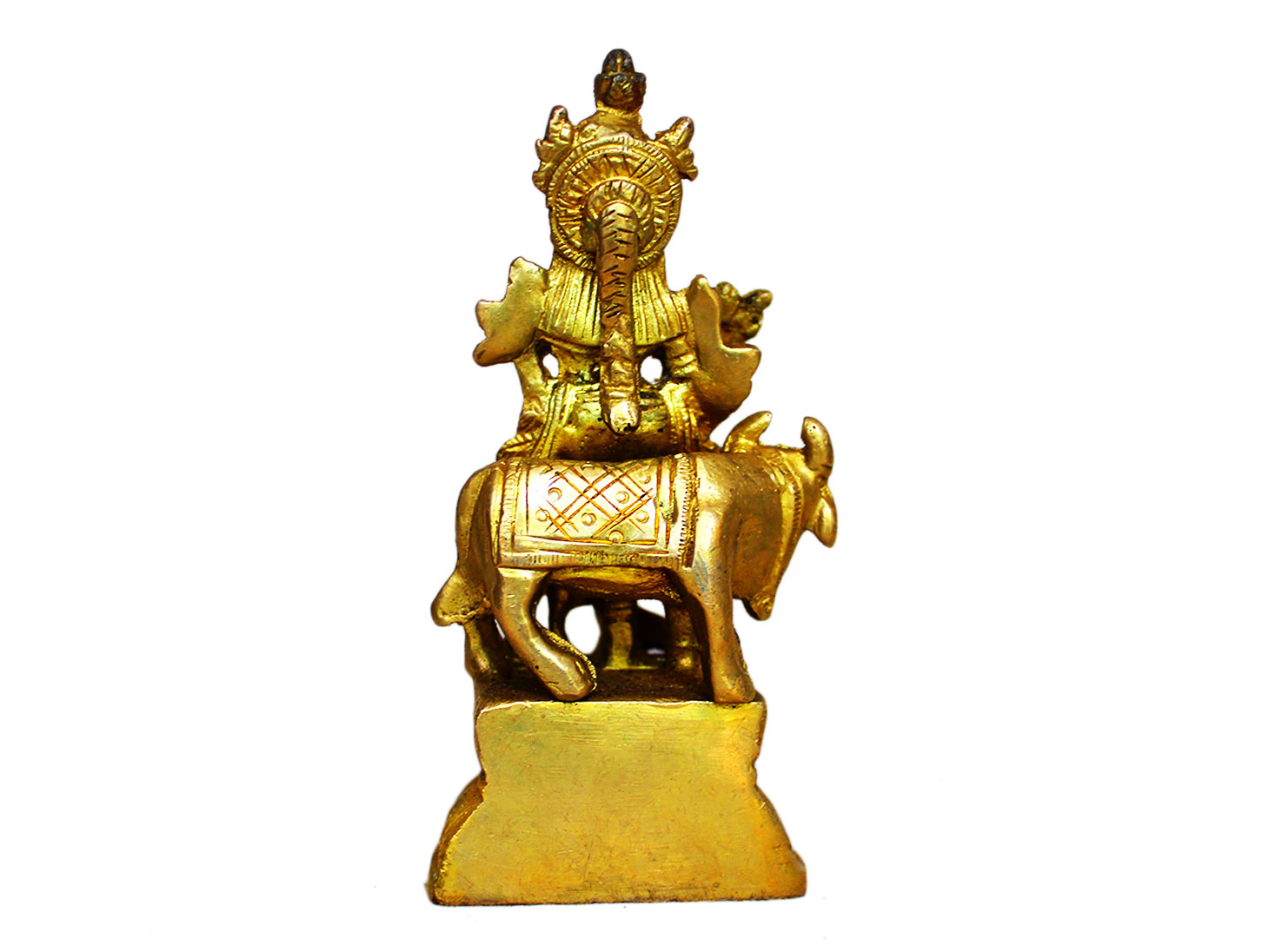 Brass Krishna (Ht-4.1 Inches)