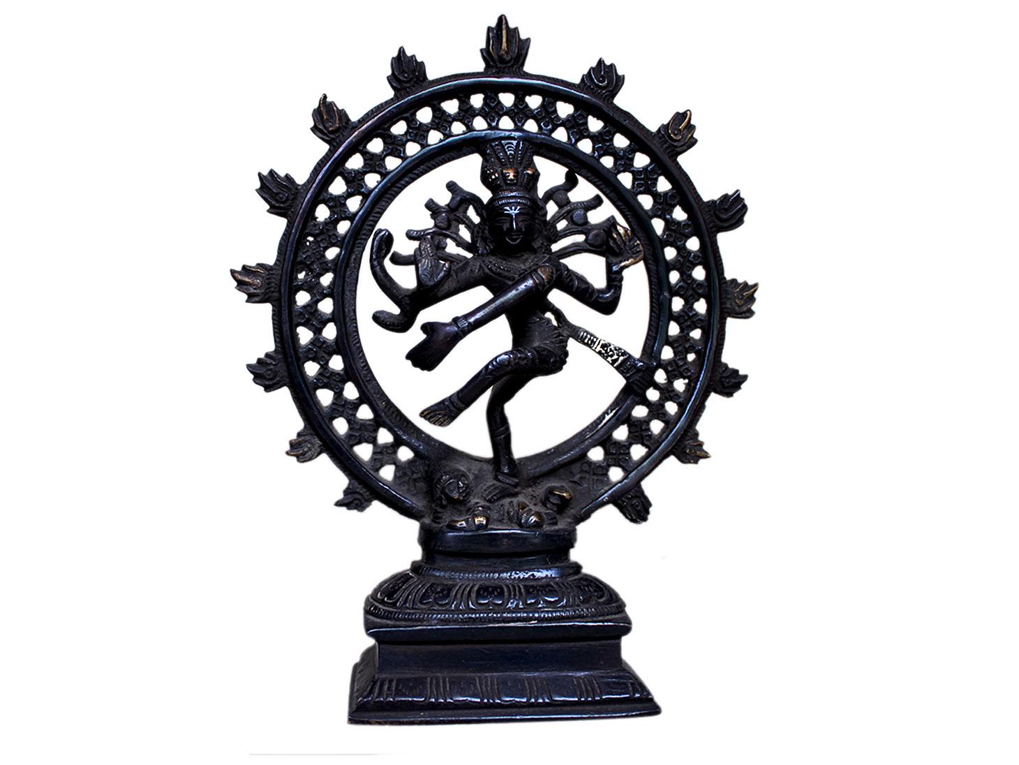 Brass Natraj (Ht-8.25 Inches)
