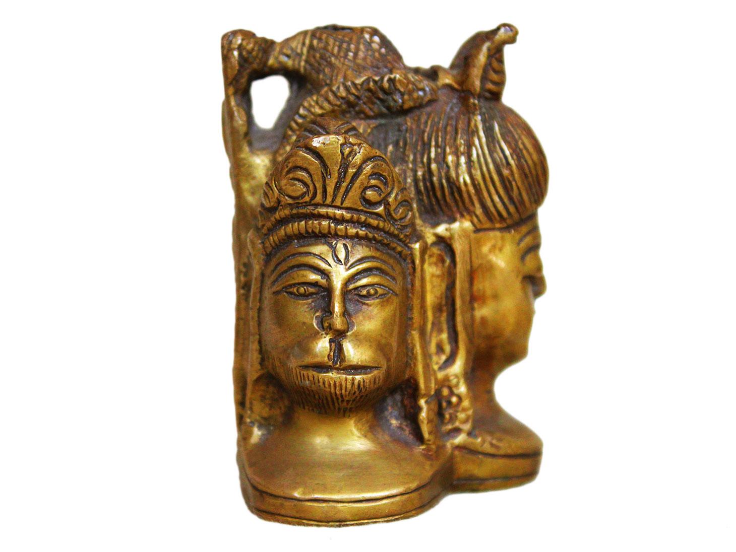 Shiva Ansh Head (Ht-2.75 Inches)