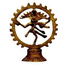 Brass Natraj (Ht-4.7 Inches)