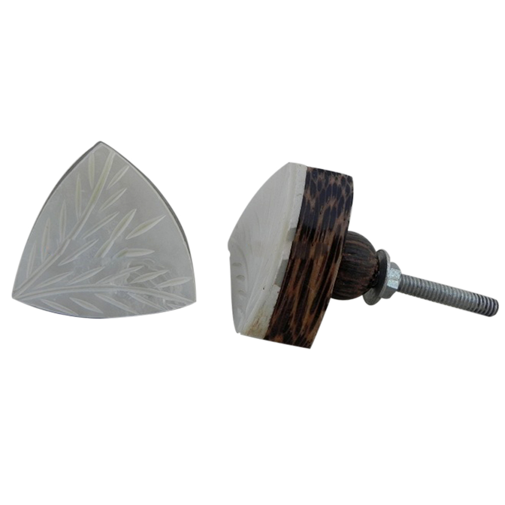 Triangle Shell Knob