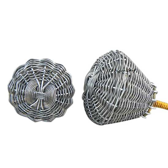 Aluminium Wire Knobs