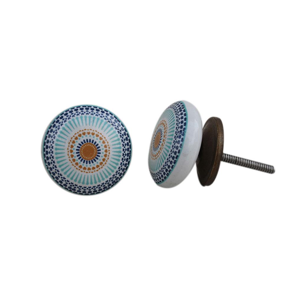 Wheel Flat Knob