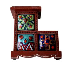 Spice Box-513 Masala Rack Gift Item