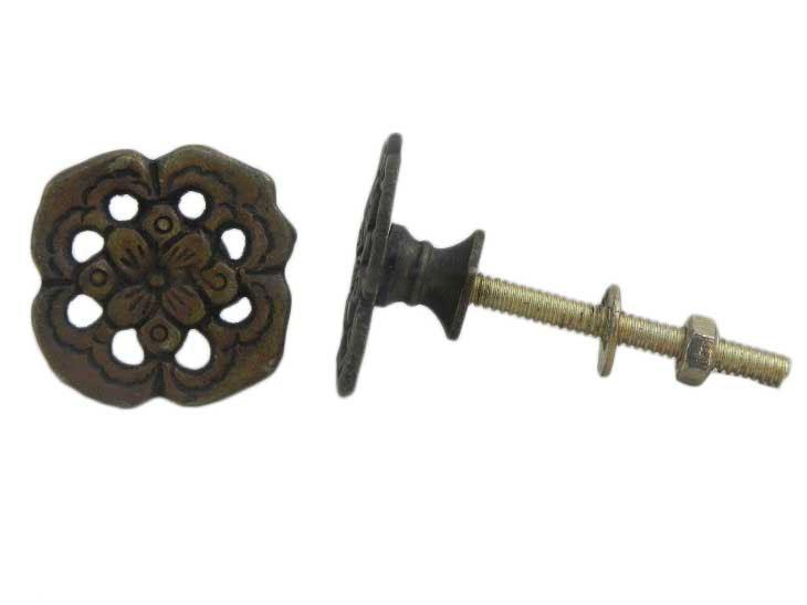Metal Antique Dresser Knobs