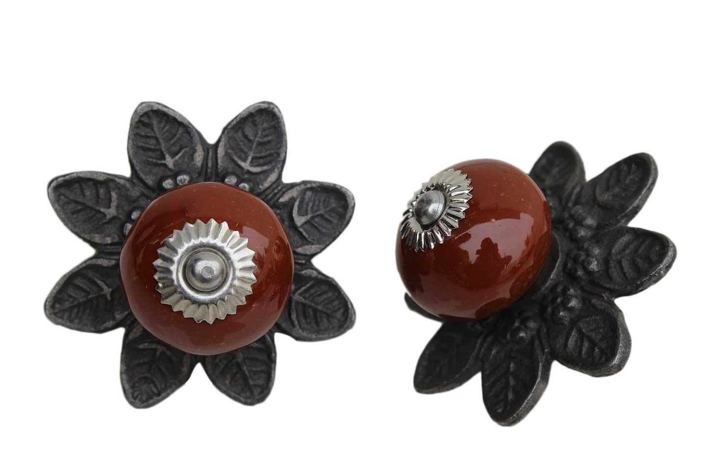 Dark Chocolate Protia Knob