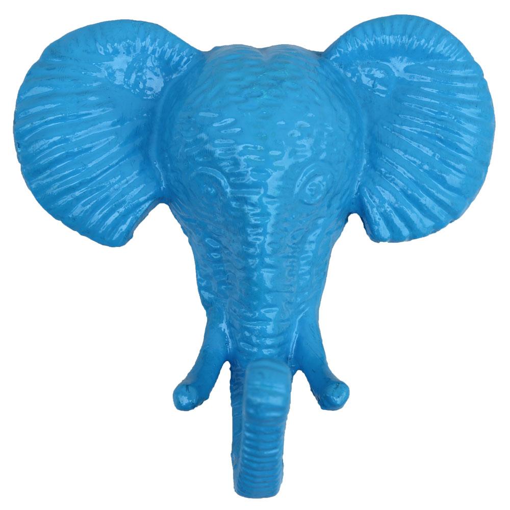 Turquoise Elephant Hooks