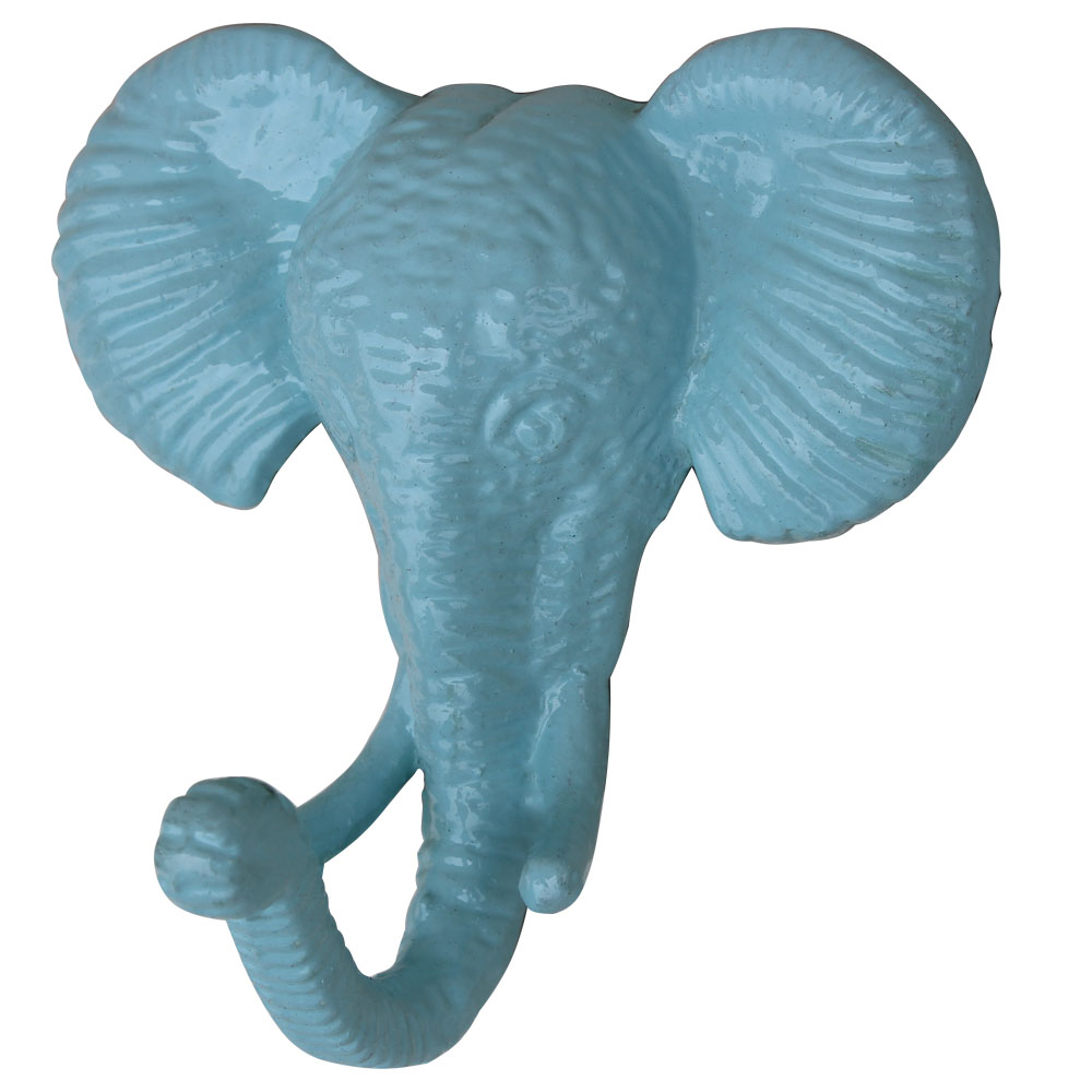 Water Color Elephant Hooks