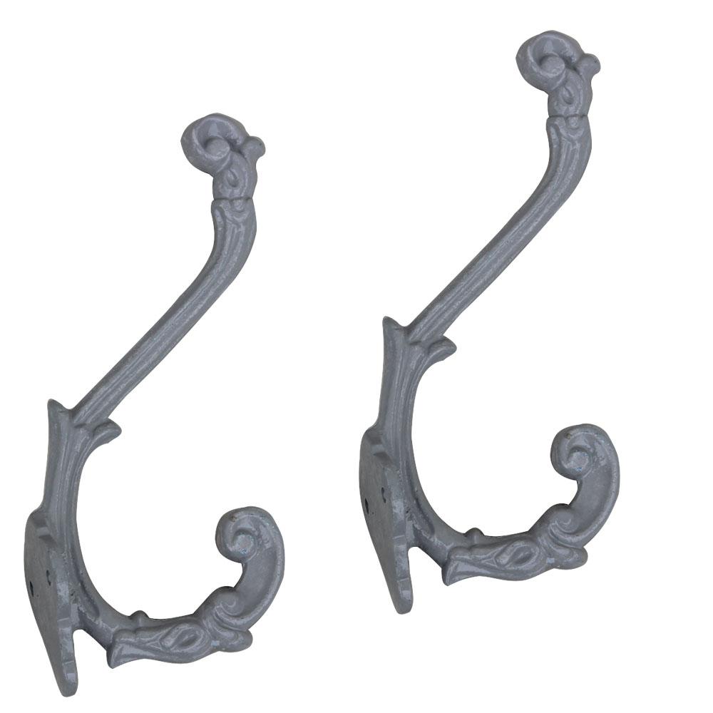Grey Iron Hooks