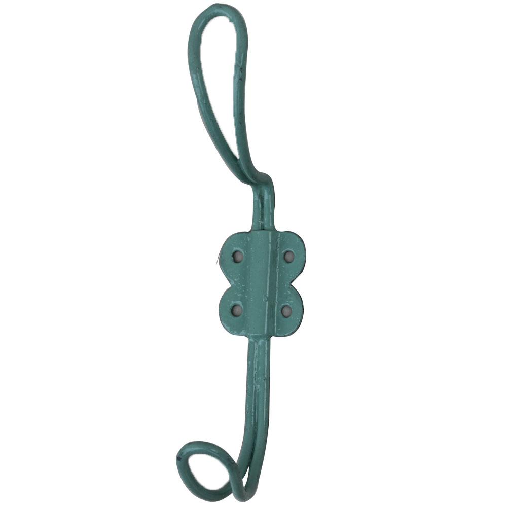 Sage Green Wire Hooks